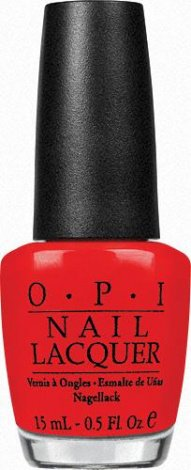 "Лак для ногтей ""Red My Fortune"", OPI, 15 ml 1"