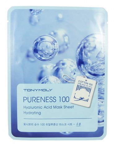Тканевые маски Pureness 100 Mask Sheet, Tony Moly 1