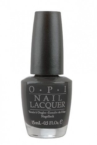 "Лак для ногтей OPI  ""Black Onyx"", 15 ml 1"