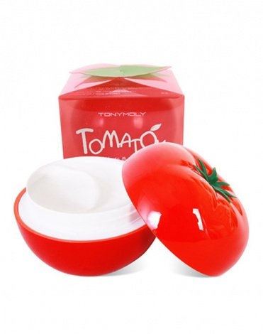 Осветляющая крем-маска для лица Tomatox Magic Massage Pack, Tony Moly 2