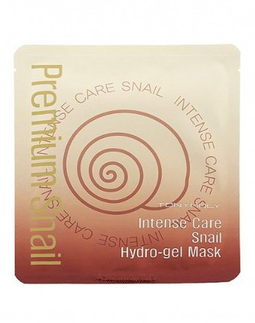 Гелевая маска Intense Care Live Snail Gel Mask, Tony Moly, 25г 1