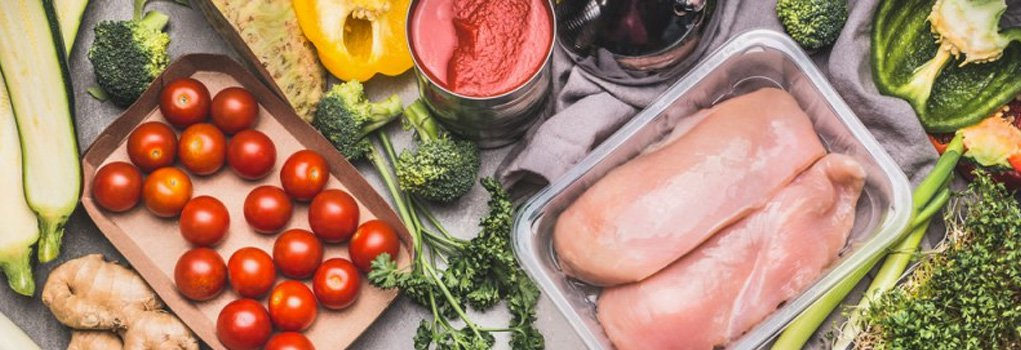 Вкусная диета для похудения быстрая