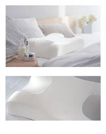 Ортопедическая подушка как правильно лежать