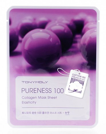 Тканевые маски Pureness 100 Mask Sheet, Tony Moly 5