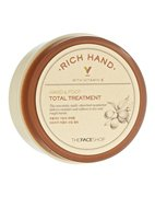 Универсальный бальзам Rich Hand V Hand & Foot Total Treatment, The Face Shop, 110 мл
