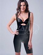 Корректир. белье Slim'n'Shape Bodysuit (комбидрес) Gezatone черн., р. XS