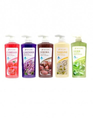 "Лосьоны для тела ""Relaxing Body lotion"", 3W Clinic, 550 мл 1"