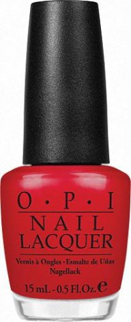 "Лак для ногтей ""Color So Hot It Berns"", OPI, 15 ml 1"