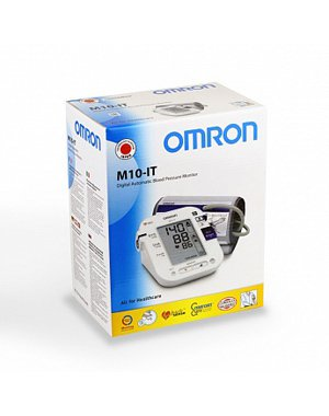 Тонометр OMRON M10-IT 5