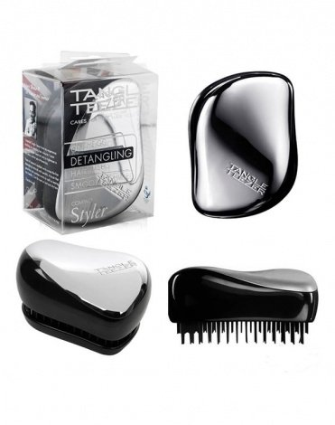 Расческа Compact Styler Silver, Tangle Teezer 3