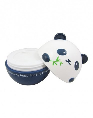 Ночная маска для лица Panda's Dream White Sleeping Pack 2, Tony Moly 2