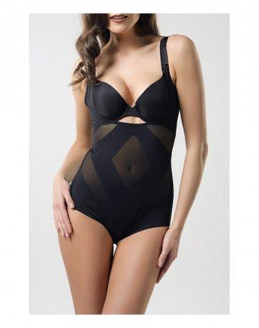 Корректирующее утягивающее белье Slim n Shape Diamond Bodysuit (комбидрес) 9318e4ceeeb80