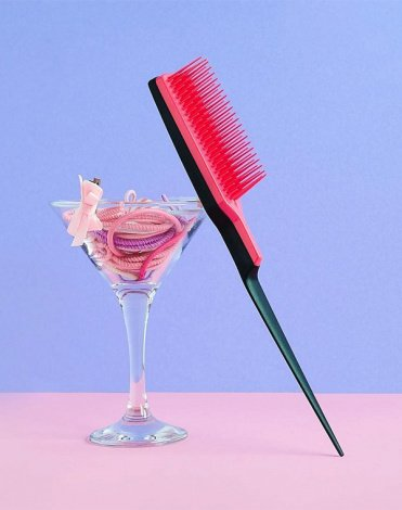 Расческа Tangle Teezer Back-Combing 4