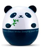Ночная маска для лица Panda's Dream White Sleeping Pack 2, Tony Moly