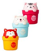 Крем для рук Lovely Meex Mini Pet Perfume Hand Cream, The Face Shop