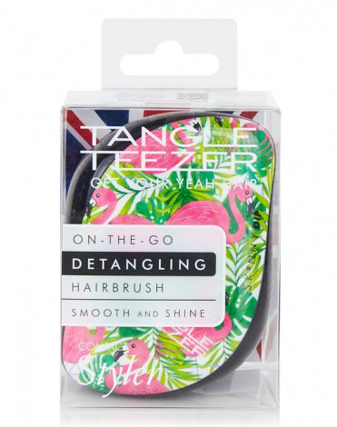 Расческа Compact Styler Skinny Dip Green, Tangle Teezer 3