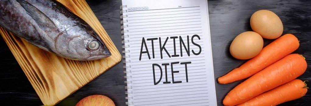 Низкоуглеводную диету аткинса