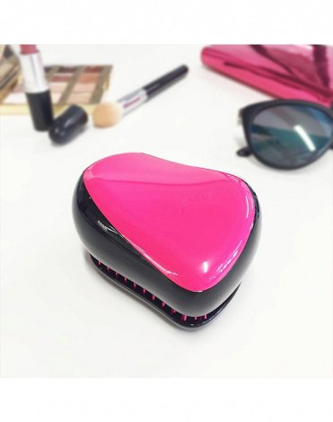 Расческа Compact Styler Pink Sizzle, Tangle Teezer 4